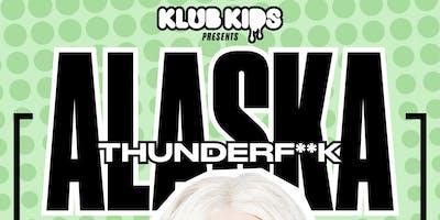 Klub Kids Helsinki presents ALASKA THUNDERF**K 5000