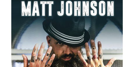 Matt Johnson Master Magician tickets