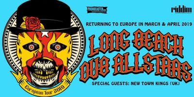 Long Beach Dub Allstars at Ernesto\