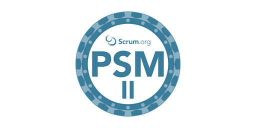 Professional Scrum Master II by John Coleman, a daily active practitioner at scale