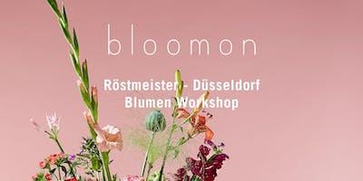 bloomon Workshop 08. März | Düsseldorf, Röstmeister