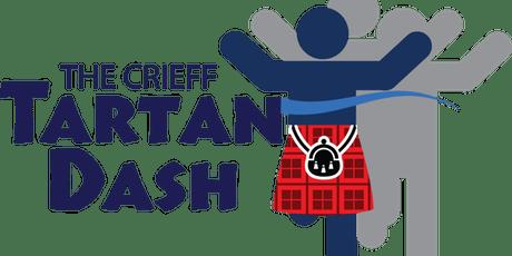 """Crieff Highland Gathering """"Tartan Dash"""" Kilt Run  2019 tickets"""