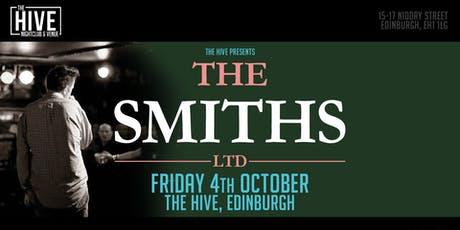 The Smiths Ltd tickets