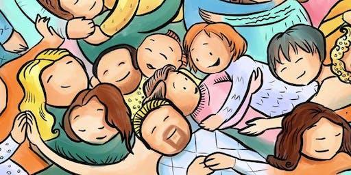 Dublin-area Cuddle Party (official) - December Irish Cuddle Salon!
