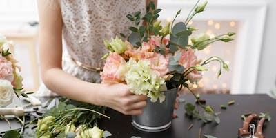 A Practical Introduction to Floristry + Event Design     1 Day Masterclass