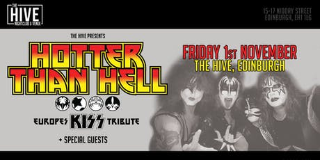 Hotter Than Hell tickets