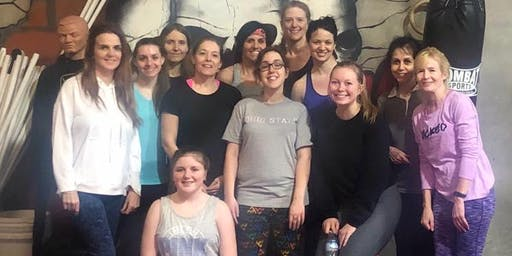 FREE Self Defense for Women: OKM Lewis Center