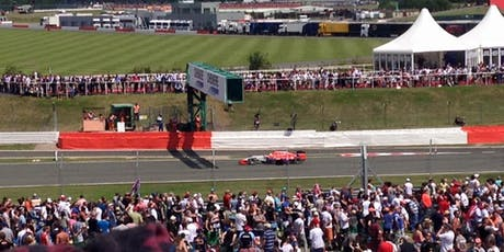 British Grand Prix Silverstone Charity Parking, 12-14 July 2019. tickets