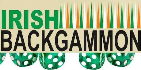 27th Irish Open Backgammon Tournament (2019) tickets
