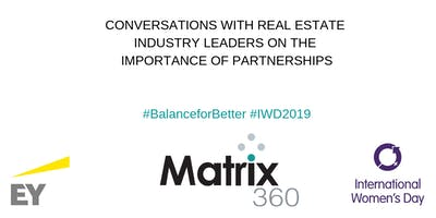 The Future of the Workplace: Partnerships & Innovation to Celebrate IWD2019