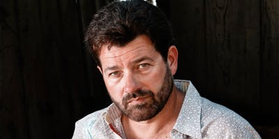 Tab Benoit Day 1 of the Blues Cruise Reunion