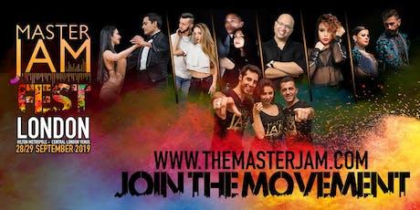 Master Jam Fest tickets