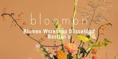 bloomon Workshop 13. März | Düsseldorf, bastian\