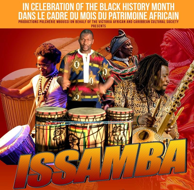 ISSAMBA - Your Unforgettable Journey Through the Depths of African Rhythms
