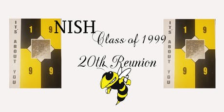 Nish Class of 1999 20th Reunion tickets
