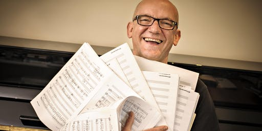 Come & Sing with Bob Chilcott!