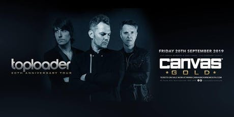 Toploader: 20th Anniversary Tour tickets