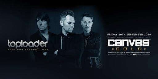Toploader: 20th Anniversary Tour