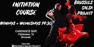 Salsa Initiation Course / Cours d\