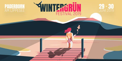 Wintergrün Festival 2019 - Early Bloomer Ticket