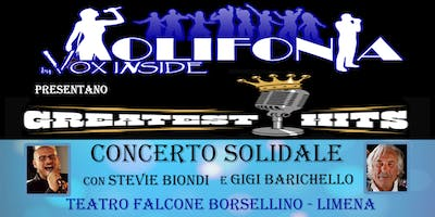 Concerto dei Polifonia Choir - Greatest hits