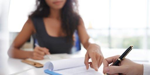 Entreprendre au féminin - Permanence juridique
