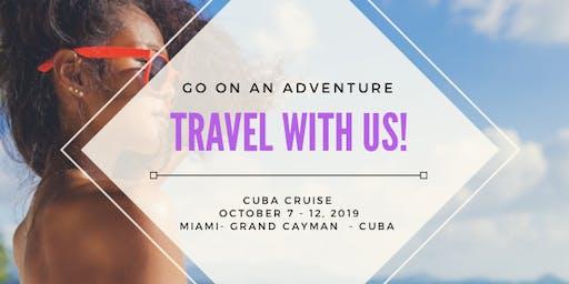 Havana Cuba Cruise  2019