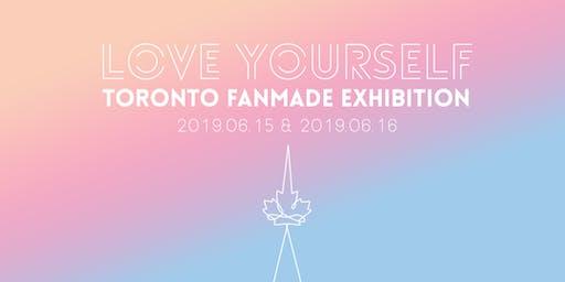 BTS Love Yourself: Toronto Exhibition