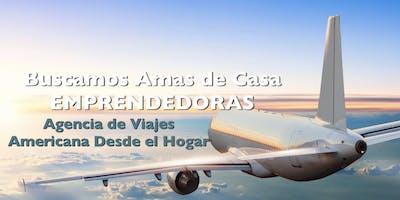 AGENCIA DE VIAJES DESDE EL HOGAR IDEAL PARA AMAS DE CASA EMPRENDEDORAS