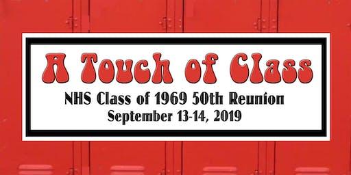 Niskayuna High Class of 1969 50th Reunion SATURDAY DINNER DANCE