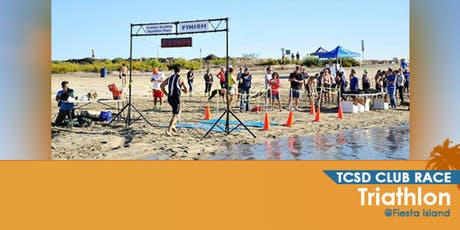 TCSD October Triathlon at Fiesta Island tickets