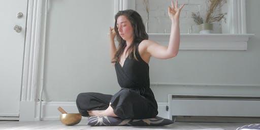 Integrative Yin Yoga with Alex Ryberg