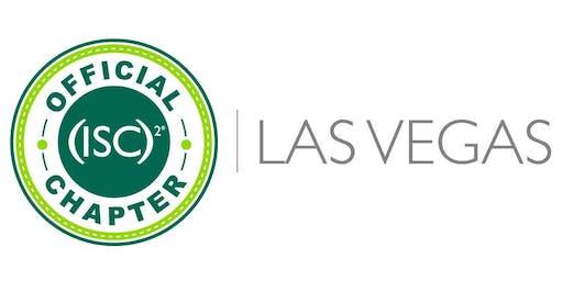 (ISC)2 Las Vegas Chapter Meeting Autumn 2019