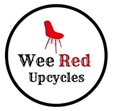 Wee Red Upcycles CIC logo