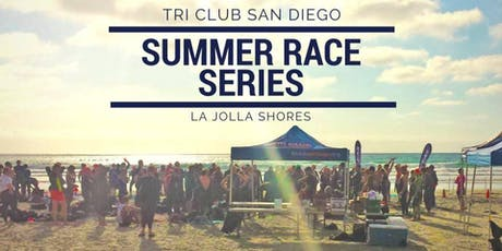 TCSD July Aquathlon La Jolla Shores tickets