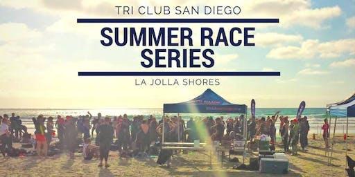 TCSD July Aquathlon La Jolla Shores