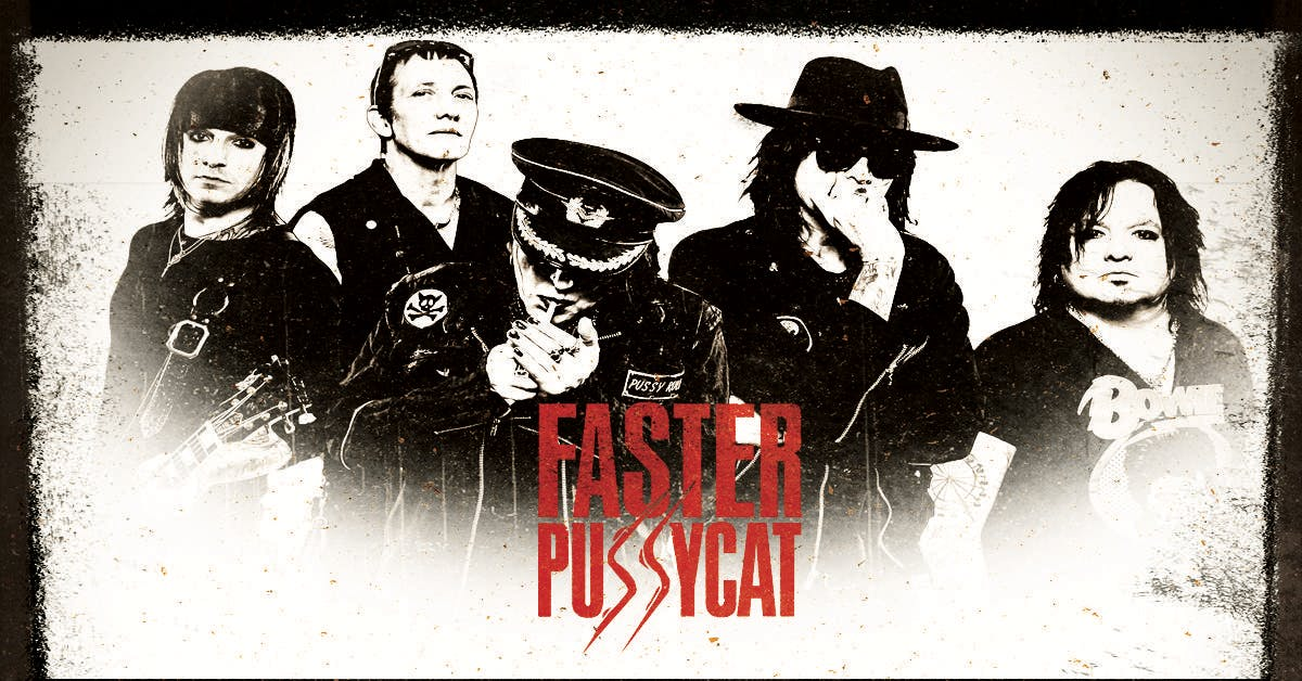 Faster Pussycat - Brisbane - 2 for 1 Offer