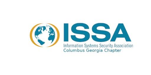 Columbus Chapter ISSA General Meeting -December 12