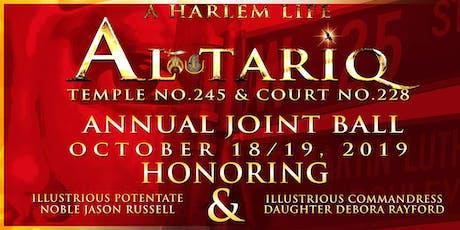 Al Tariq Temple No. 245 & Al Tariq Court No. 228  tickets