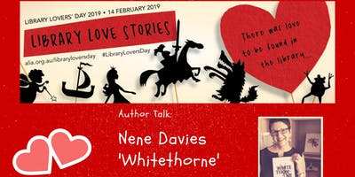 Book Launch: Nene Davies \