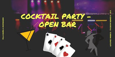 Cocktail Party - Open Bar