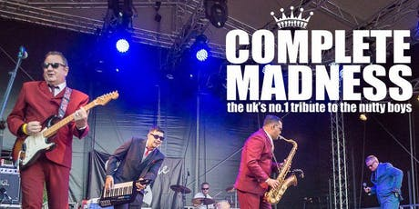 Complete Madness (A tribute to the nutty boys)  tickets