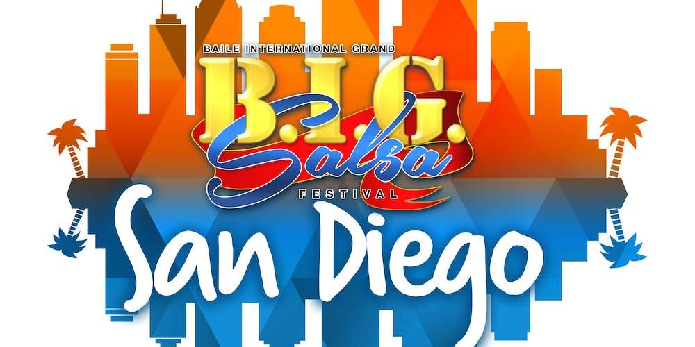 San Diego Calendar Of Events January 2020 BIG Salsa Festival San Diego 2020 Tickets, Thu, Jan 30, 2020 at 7