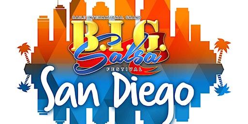 BIG Salsa Festival San Diego 2020