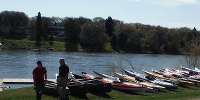 Saskatoon Canoe Club Presents Outdoor Experience Mini Course 2019
