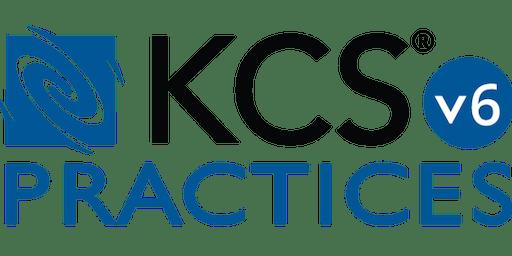 KCS® v6 Practices Workshop & Certification Exam - M-W July 24-26 '19 AUCKLAND NZ