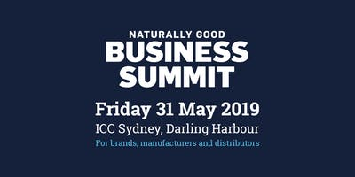 Naturally Good Business Summit