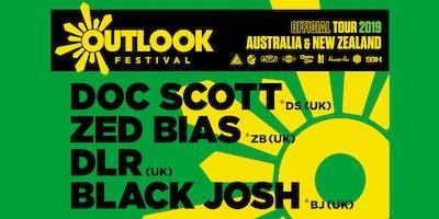 OUTLOOK FESTIVAL LAUNCH 2019 - DOC SCOTT, ZED BIAS, DLR, BLACK JOSH + MORE
