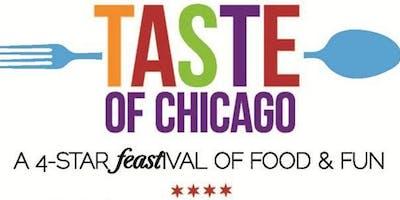 Taste of Chicago Bus Tour