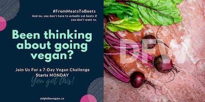 7-Day Jumpstart to Vegan Challenge | Dallas